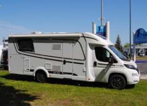 Teilintegriertes Wohnmobil - ETRUSCO T 7400 SB