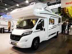 Alkoven Wohnmobil für 6 Personen- ETRUSCO A 7300 DB